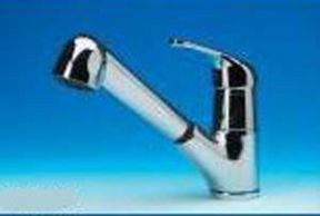 SINGLE LEVER PULL OUT MIXER SHOWER TAP